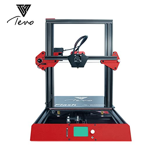 TEVO - Flash (Dual Z Axis und BLTouch Version) (50% vorgefertigt)