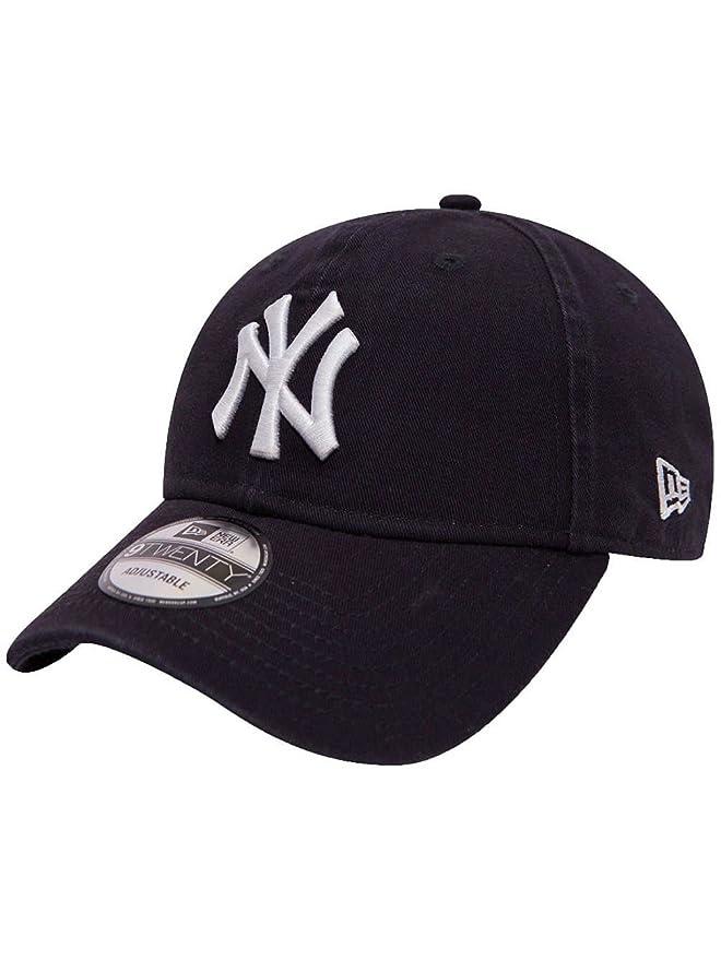 New Era 9TWENTY MLB Team Unstructured Wash Cap - LA Dodgers One Size   Amazon.co.uk  Clothing 25f825659717