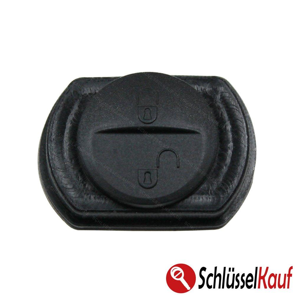 Funkschlüssel Schlüssel Gummi Taster Für Smart 454 Batterie Mitshubishi
