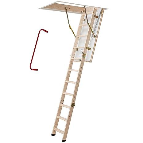 Bodentreppe Dachbodentreppe 120 x 70 cm Holztreppe Speichertreppe Treppe Dolle U