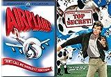 space academy dvd - Slapstick Comedy Classics - Top Secret & Airplane (