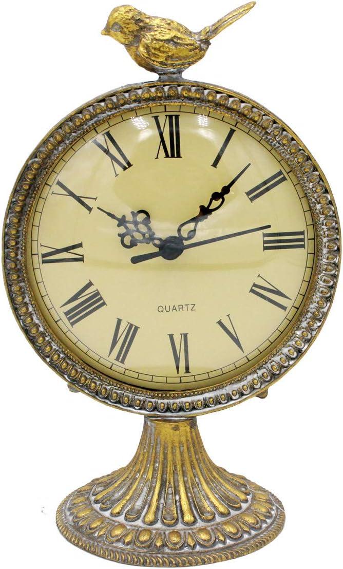 Trenkle Quartz Cuckoo Clock 5 Leaves, Bird, with Music TU 376 QMT