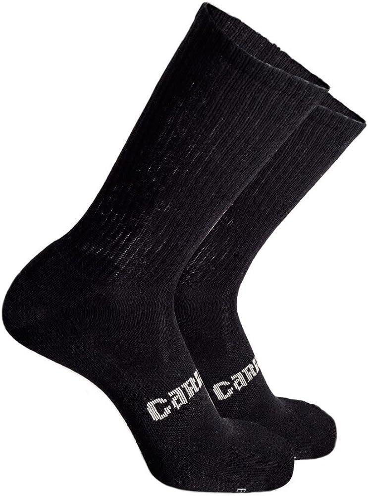 Cariloha Men's Crazy Soft Crew Sock - Buy 3 Get 1 Free