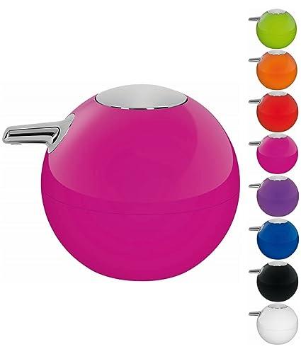spirella sydney sapone  Spirella 10.17247 - Dosatore per sapone, serie Bowl, colore: Rosa ...