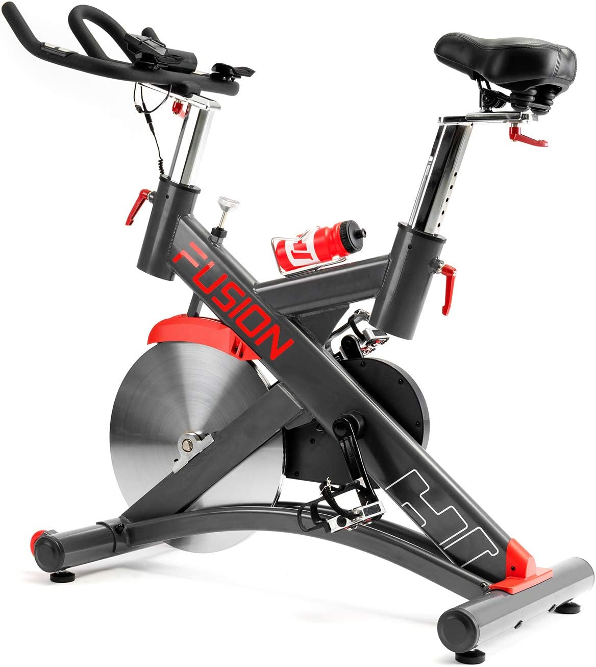 Hop-Sport – Indoor Cycling estática HS de 075ic Fusion: Amazon.es ...