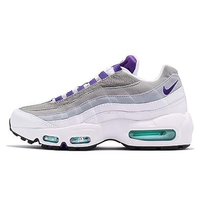 air max 95 white and purple