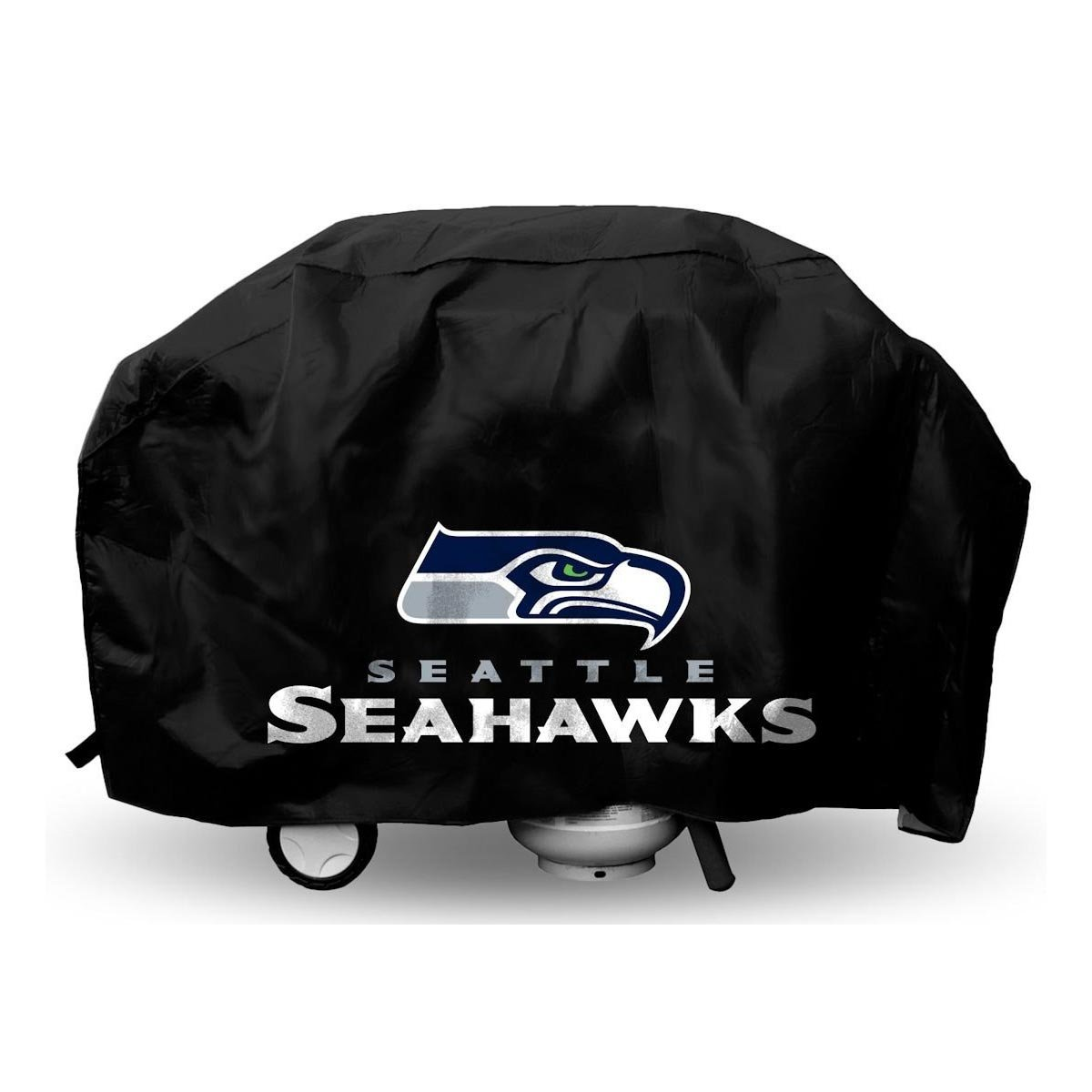 Seattle Seahawksバーベキューグリルカバー B0188F8D2A   One Size