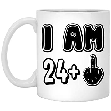 Funny 25th Birthday Gifts For Women Men