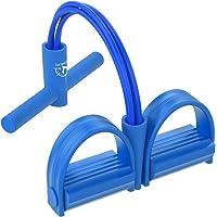 Multifunctionele Weerstand Training 4 Tube, Resistance Been Oefening, Yoga Fitness, Sit-up Bodybuilding, krachttraining…