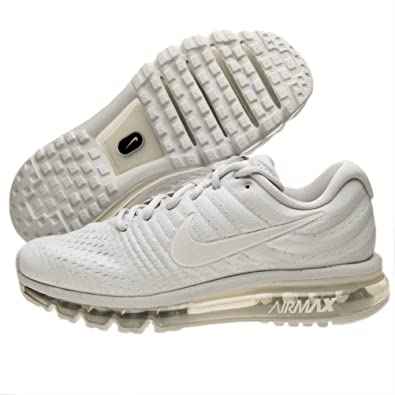 Nike Shoes Air Max 2017 SE Pure PlatinumWhite 2018