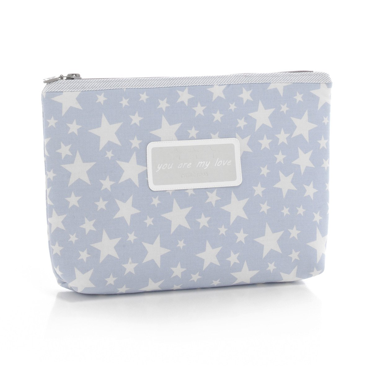 Cambrass Toilet Bag (6 x 28 x 20 cm, Star Blue) 35490.0