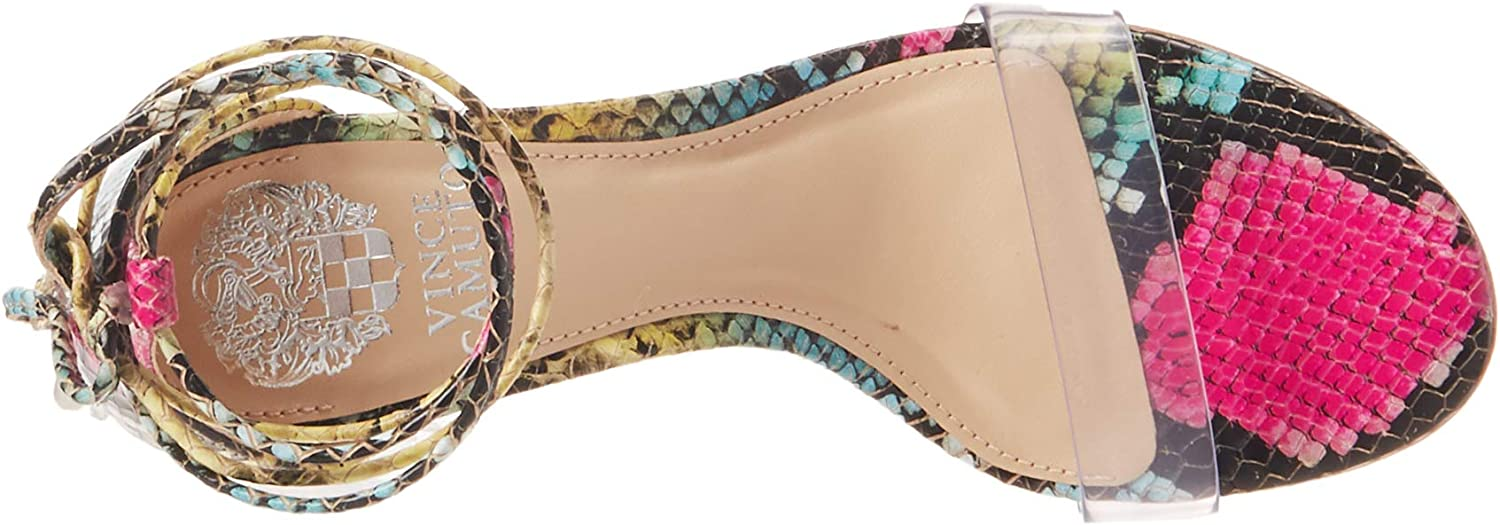 Vince Camuto Women's Stassia Wedge Sandal Colorful