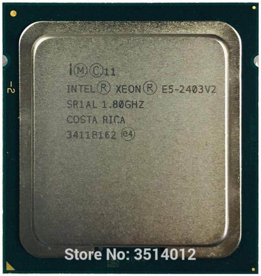 Intel Xeon E5-2403v2 E5 2403v2 E5 2403 V2 1.8 GHz Quad-Core Quad-Thread CPU Processor 10M 80W LGA 1356