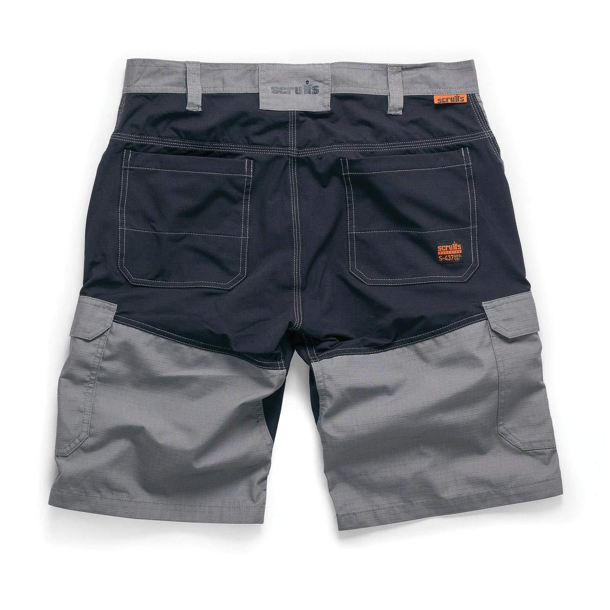 Scruffs T54651 Trade Flex Holster Shorts Graphite 34W