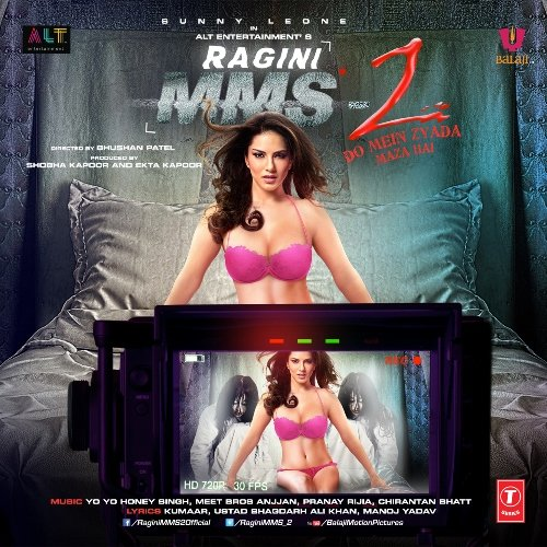 Price comparison product image Ragini MMS 2 Hindi Audio CD (2014/Indian/Bollywood/Songs)