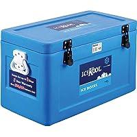 EVAKOOL IK045 Icekool 45 Litre Polyethelene Icebox, Blue
