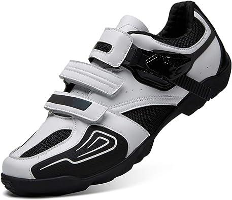 Gogodoing Zapatillas Ciclismo Carretera Hombre de Carretera Calzado de Bicicleta para hombreCalzado para Bicicleta Ligero y Resistente Zapatillas Bicicleta de montaña: Amazon.es: Zapatos y complementos
