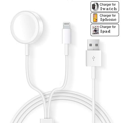 Amazon.com: Compatible con cargador de iWatch, cable de ...