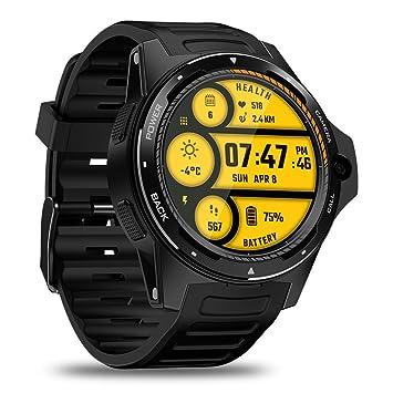 Amazon.com : Zeblaze Thor 5 Smartwatch, 1.39 inch Touch ...