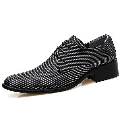 TAZAN Los Hombres señalaron los Zapatos de Negocios de ...