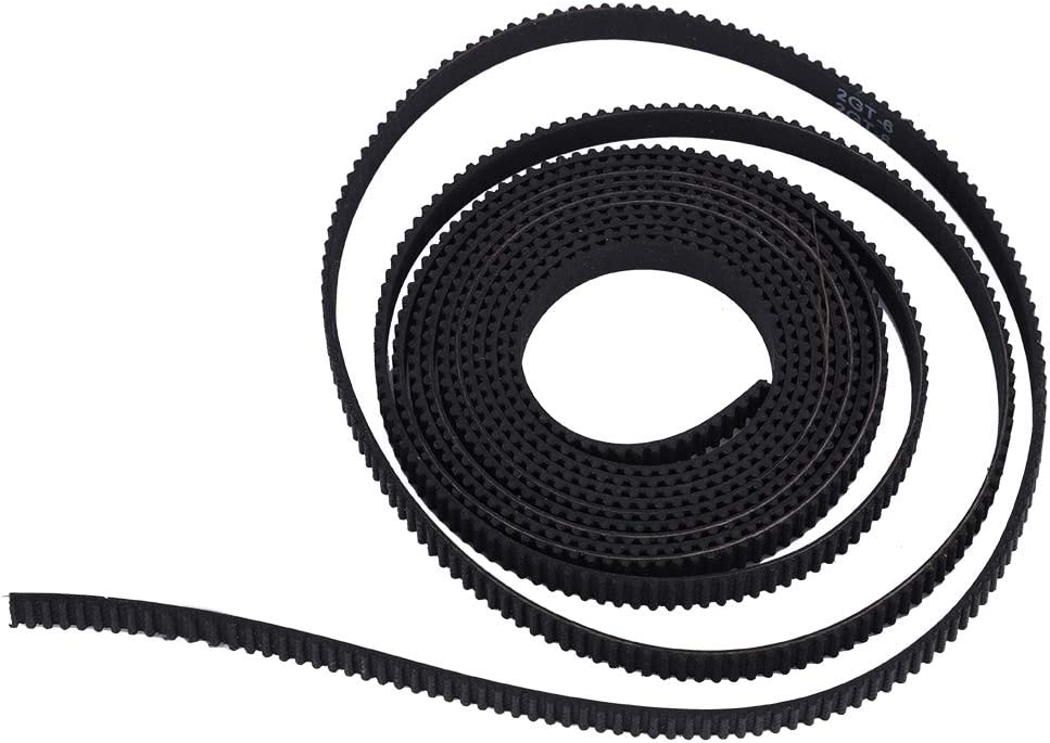 1 Allen Key 2 20T Pulley 12 LM8UU Linear Bearing 4 608ZZ Bearing Ccylez 3D Printer Accessories 2 624ZZ Bearing 2 Motor Coupling 2 Meter GT2 Timing Belt
