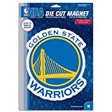 NBA Golden State Warriors Die-Cut Magnet