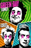 Trends International Unframed Poster Prints, Green Day Uno
