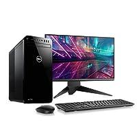 Desktop Torre Dell XPS-8930-A7GMM 8ª Geração Intel Core i7 16GB 2TB+SSD GeForce GTX 1070 Windows 10 + Monitor