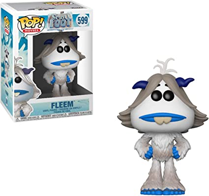 POP FUNKO Small Foot Fleem #599