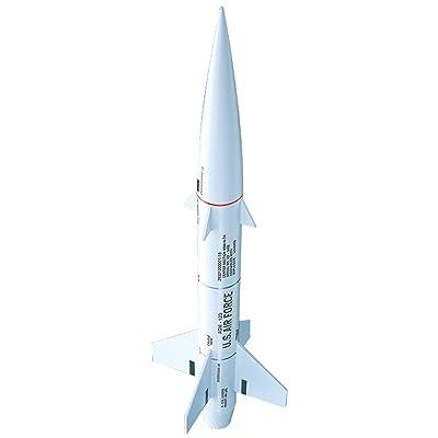 Estes 7000 Bull Pup 12D Model Rocket Kit: Toys & Games