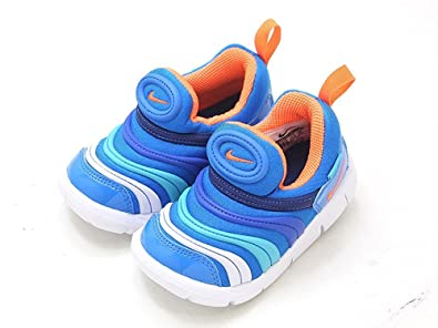 63b9a844e2c8 Nike Dynamo Free (TD) Photo Blue TTL ORNG-DP 343938-412