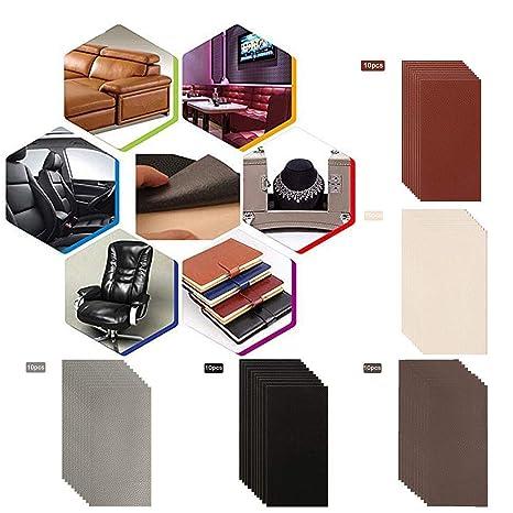 Sofá de cuero para automóvil de 5/10 piezas, adecuado para ...