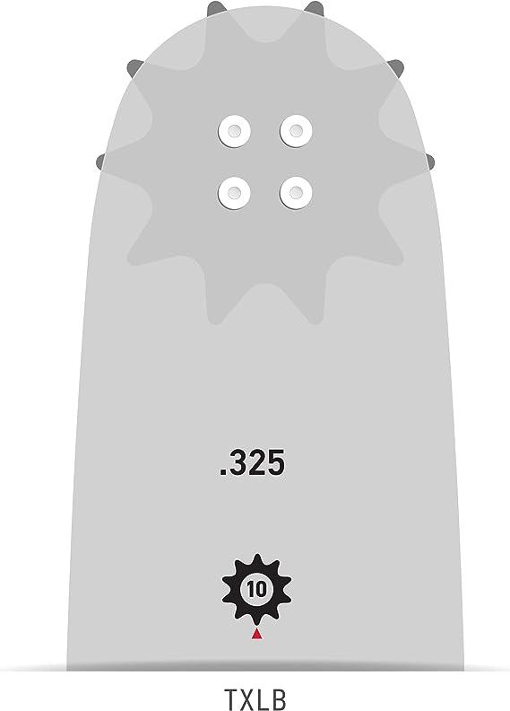 Oregon 150TXLGK095 .050 Gauge .325 Pitch 15 SpeedCut Guide Bar