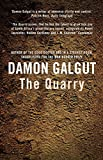 Front cover for the book The Quarry by Damon Galgut