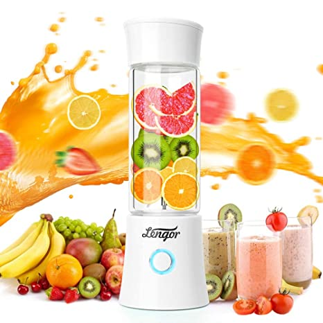 CR#ST Usb Rechargeable Juicer Cup Rechargeable Juice Fruit Mixer , Suitable for Baby Foods Outdoor Sport Travel for Home