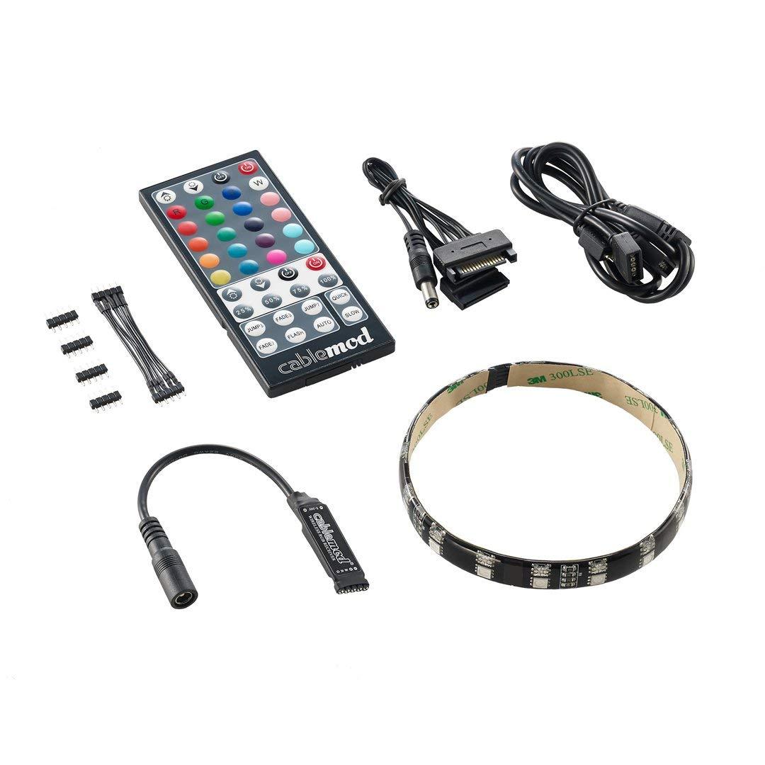 CableMod WideBeam Magnetic Hybrid LED Kit (30cm)