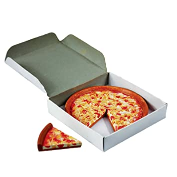 pizza queen delicious looking 18 inch doll cheese pizza pizza has cut slice and authentic