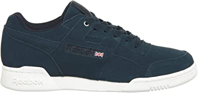 Reebok Workout Plus MCC CM9302 Couleur: Blanc Bleu