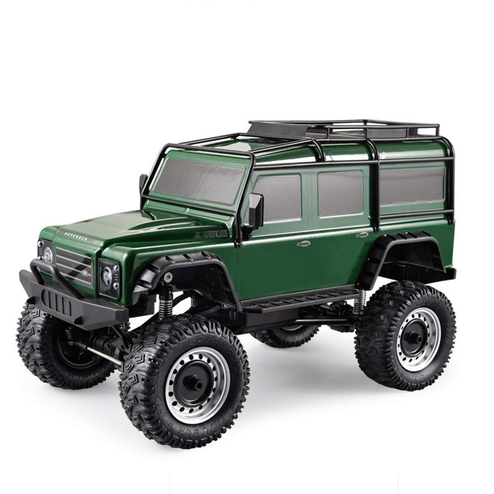 1  8 2,4 g 4WD Rc Rally Car Fahrzeugmodell LED-Licht Draussen Zum Junge Spielzeug