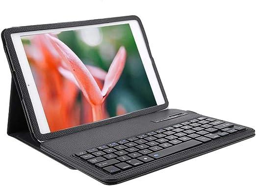 Funda para Teclado para Samsung Tab S2, Tableta Desmontable Funda para Teclado Bluetooth inalámbrico Funda para Samsung Galaxy Tab S2 T810/815 Tableta ...