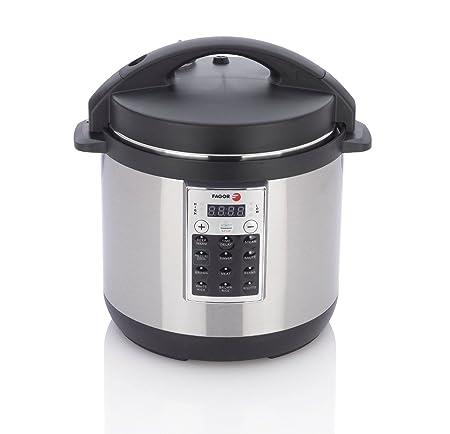 Fagor 670041970 Premium presión eléctrica y arroz cocina, 8 Quart ...