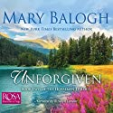 Unforgiven: Horsemen Trilogy, Book 2 Audiobook by Mary Balogh Narrated by Rosalyn Landor