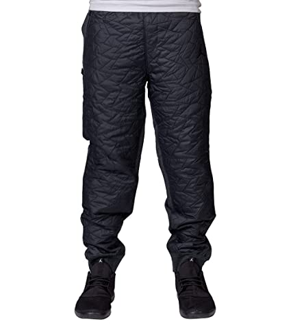 e059a52fe2a Image Unavailable. Image not available for. Color: Nike Mens Air Jordan VII  Quilted Fleece Pants Medium