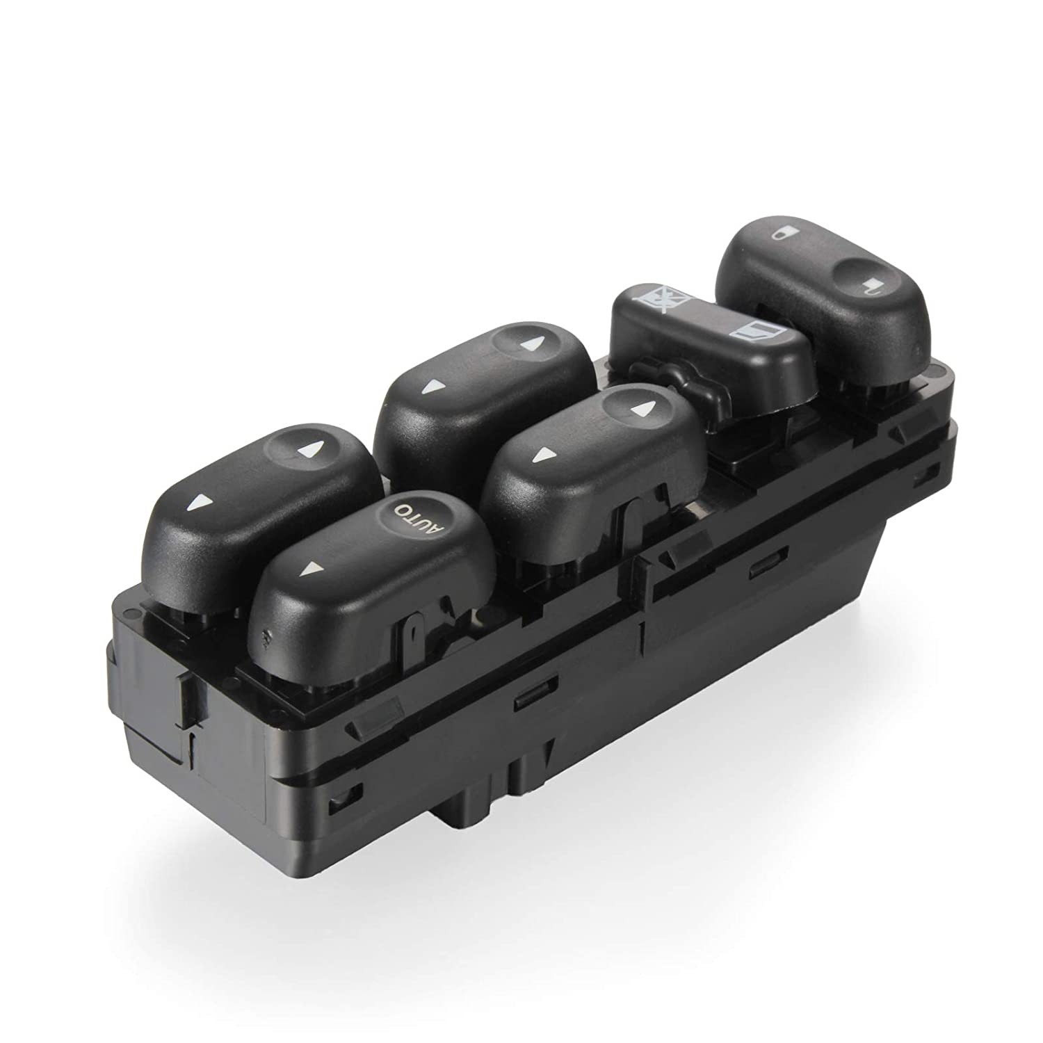 Master Power Window Switch Front Left Driver Side 3L8Z-14529-AAA For 2001-2007 Ford Escape 2001-2006 Mazda Tribute 2005-2007 Mercury Mariner From Madlife Garage