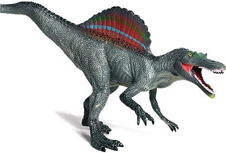 True Ying Modelo Estatico Dinosaurio Juguete Simulado Spinosaurus Solido Amazon Es Hogar La vida tras la gran extinción del cretácico fue dura para todo ser vivo activo, pero gracias a esa dureza capacidad de supervivencia y la fuerza de los dinosaurios vivieron muchas épocas, desde el cretácico hasta el jurásico, por ello en este vídeo vas a poder encontrar una descripción de todas. dinosaurio juguete simulado spinosaurus