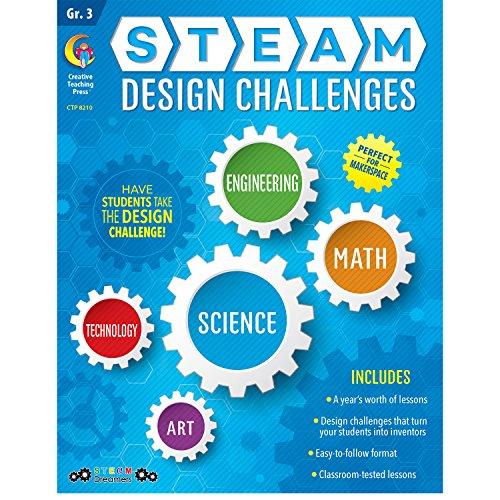 Creative Teaching Press STEAM Design Challenges