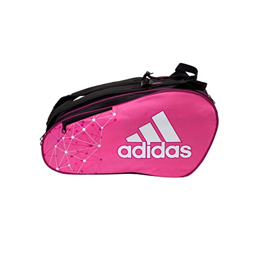 adidas padel Racket Bag Control - Bolsa, color rosa/ blanco ...