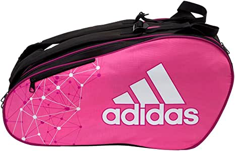 adidas padel Racket Bag Control - Bolsa, color rosa/ blanco ...