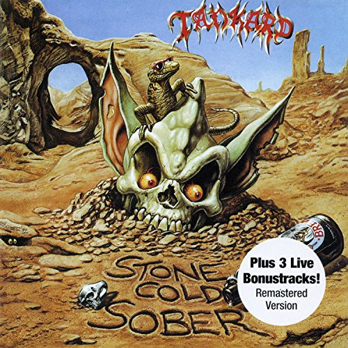 Tankard - Stone Cold Sober - (NOISECD043) - REISSUE DELUXE EDITION - CD - FLAC - 2018 - WRE Download