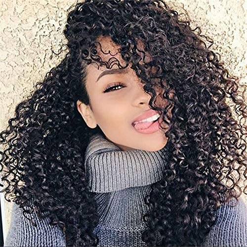 Kinky Curly Hair Extensions Clip Ins For African Ameri Kc Natural